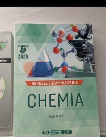 Arkusze egzaminacyjne z rozszerzonej chemii Barbara Pac