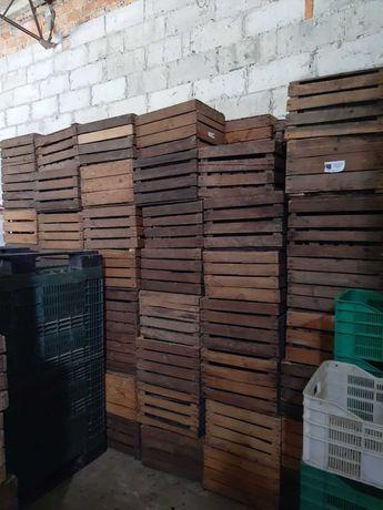Sprzedam Skrzynki Drewniane Jedynki