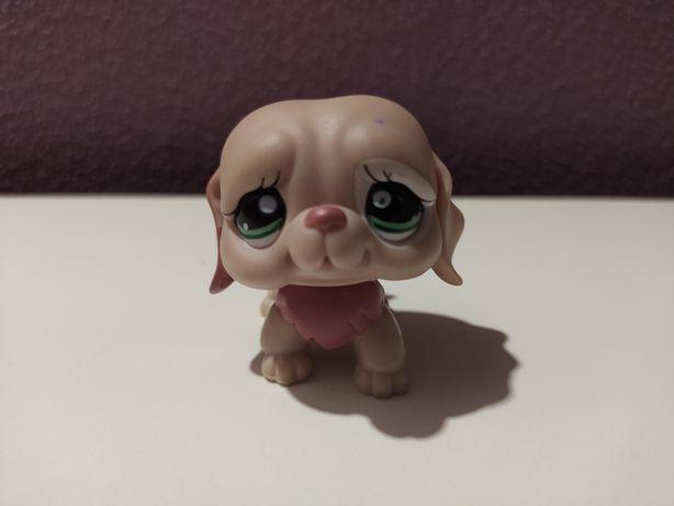 LPS pies bernardyn różowy #1040