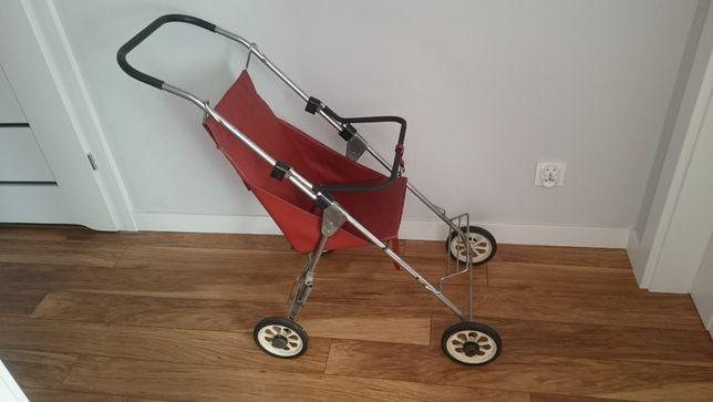 wózek dziecięcy  spacerówka prl retro
