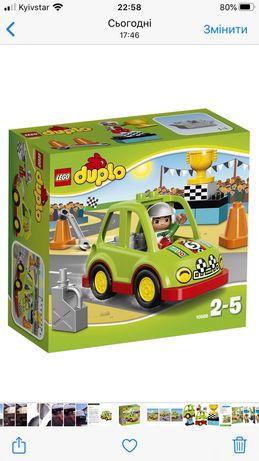 Lego duplo Гонщик (10589)