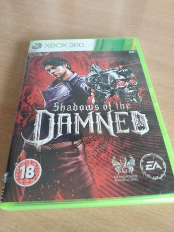 Gra Shadow Of the damned Xbox 360