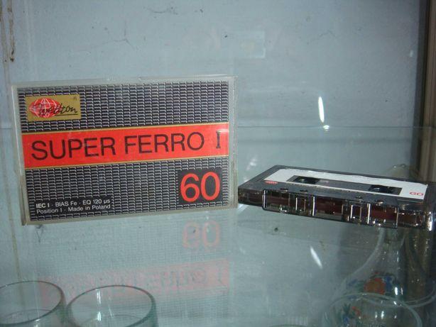 Polska kaseta magnetofonowa Weltton Super Ferro I 60