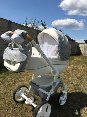 Дитяча коляска Riko Brano luxe