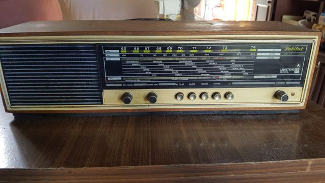 Stare radio Unitra Jubilat Vintage PRL