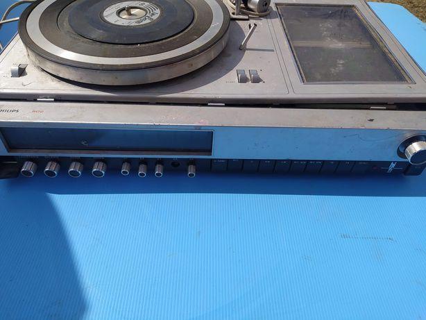 Gramofon Philips i Fonica
