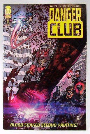BD Danger Club Image Comics