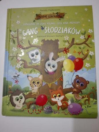 Ksiażka dla dzieci, Gang Słodziaków, nowa