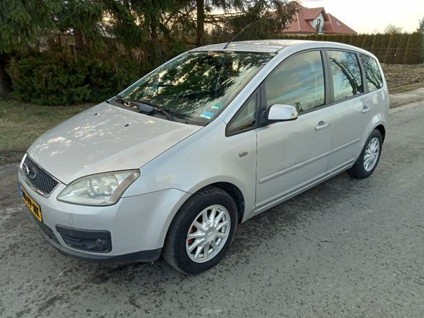Ford Focus C-max 2004r 1,8 16V Benzyna
