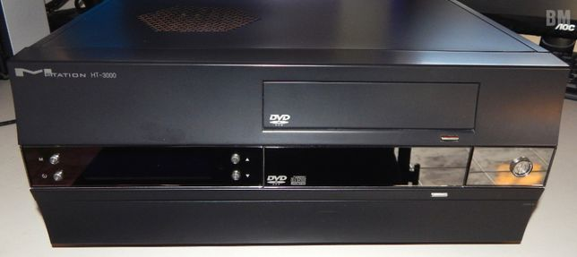 Caixa atx Mstation HT-3000 Media center