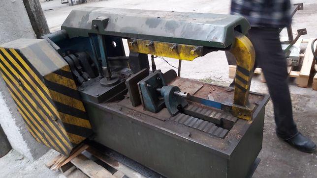 Piła ramowa BKB-30 przecinarka do metalu faktura