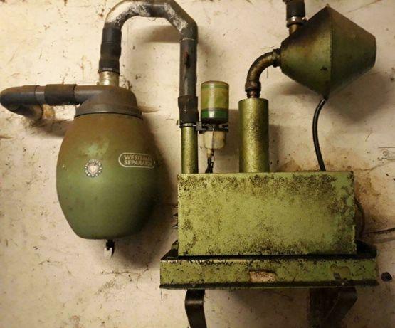 Pompa próżniowa Westfalia RPS 1200