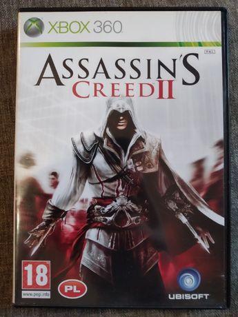 Assassin's Creed II 2 PL - 360 Unikat - Kompatybilne Xbox ONE