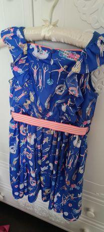 Платье новое нарядное Moonson на 6-8 лет. 240 грн