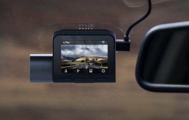 Видеорегистратор Xiaomi 70mai Smart Dash Cam Pro (русск.яз.)+карта 32g