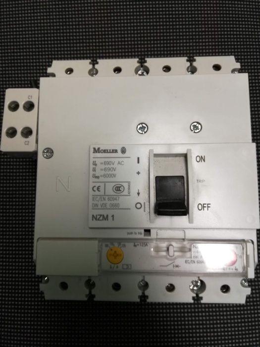 NZM H1 125 A Moeller. Lubsko - image 1
