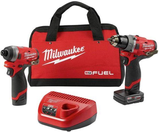Milwaukee WKRĘTARKA UDAROWA 2504-20 ZAKRĘTARKA M12 2553 klucz udarowy