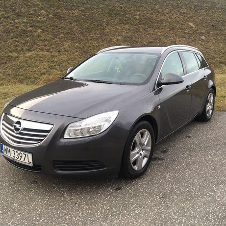 Opel Insignia 2.0 CDTI -130 KM