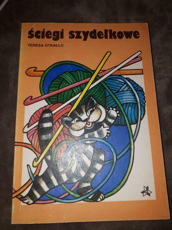 Książka Ściegi szydełkowe Teresa Otkałło