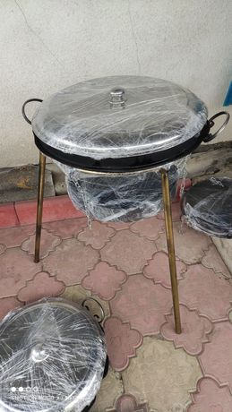 Сковорода із диску борони