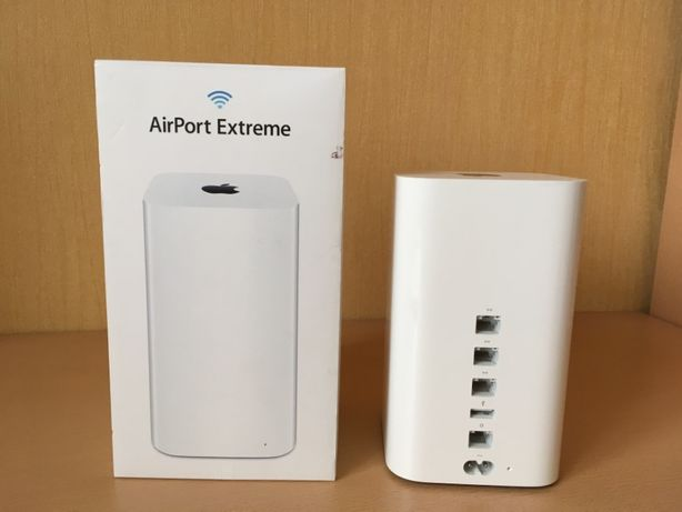 Apple Airport Extreme a1521ac 6 пок-е Wifi башня c коробкой