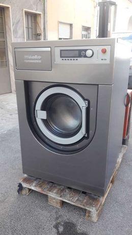 Máquina de lavar roupa industrial miele de 13kg PW6131