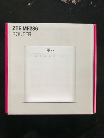 Nowy Router wifi LTE ZTE MF286