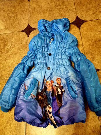 Курточка демисезонная Эльза