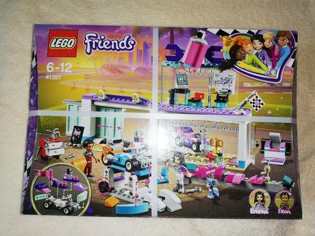 Nowe Lego Friends 41351 Emma Dean 6-12 Kreatywny warsztat