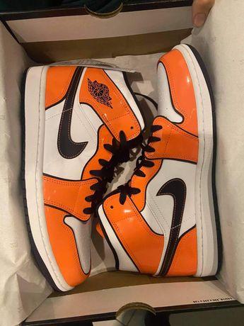"""Jordan 1 Mid SE """"Turf Orange"""""""