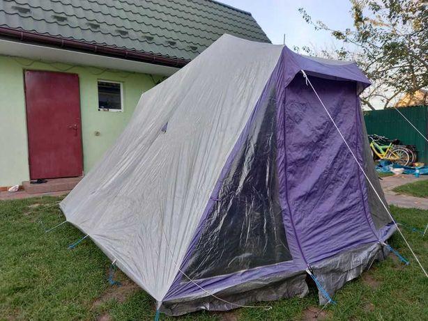 Палатка 3-4місна Silvretta Kansas BTH-180
