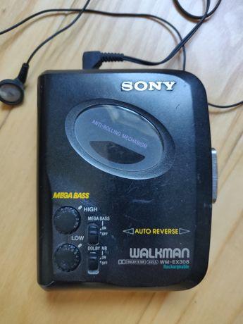 Walkman Sony model WM-EX 308