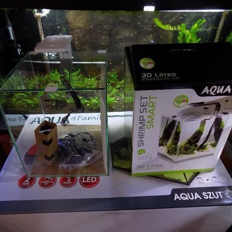 AQUAEL krewetkarium Shrimp Set Smart 30 l