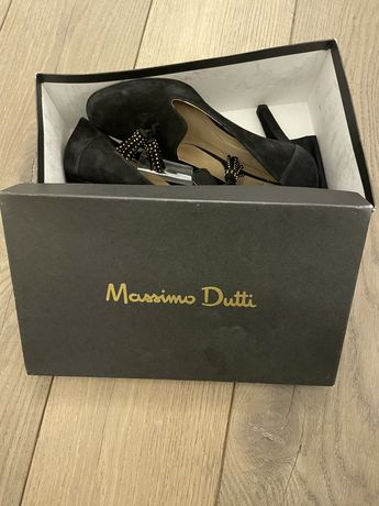 Buty Massimo Dutti 38, stan bardzo dobry
