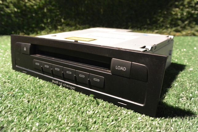 Zmieniarka CD AUDI Q7 4L 4L0.910.110.B 100% sprawna idealna