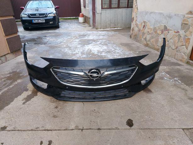 Бампер Опель Інсігнія Б 2017р решітка радіатора Opel Insignia B губа