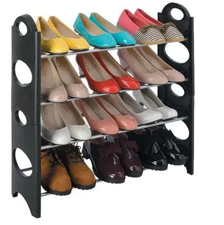 Półka stojak regał szafka na buty obuwie 12 par