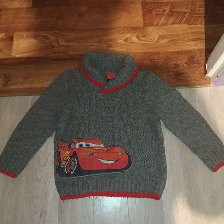 Sweterek Auta ;)