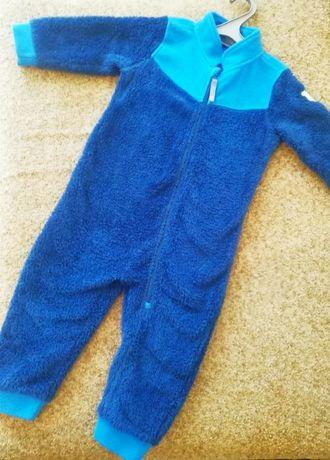 Плюшевый комбинезон, пижама, поддева на 2-3года