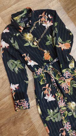 Платье-рубашка (миди) M&S