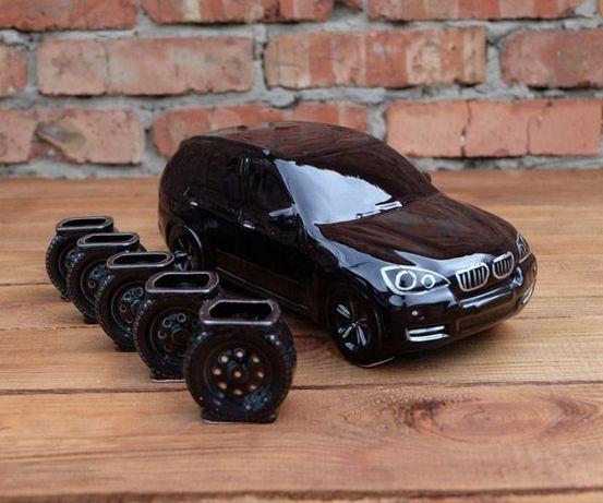 BMW бутылка, набор для спиртного, подарок мужчине,подарочный набор