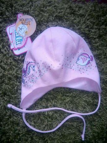 Шапка для девочки шапочка для дівчинки