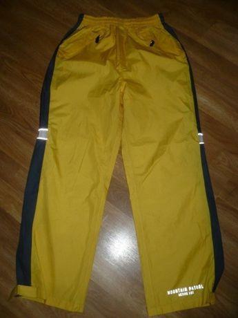 Штаны дождевики желтые балоневые 140р. Alive