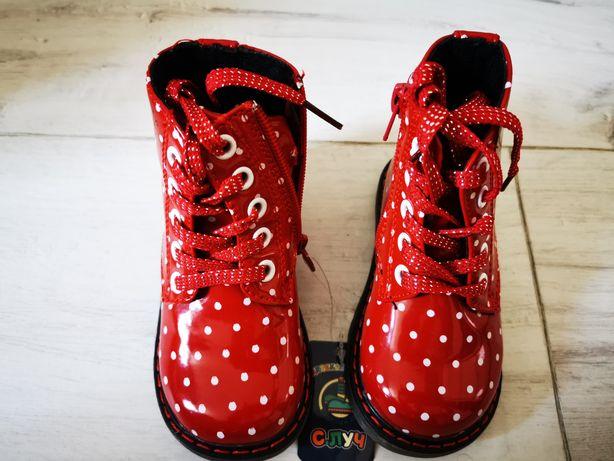 Обувь ботиночки НОВЫЕ