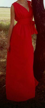 Продам платье, натуральный шифон