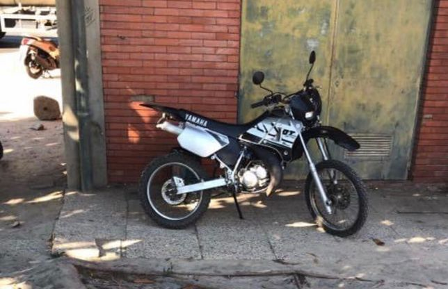 Yamaha DTR 125 de 16,9kw