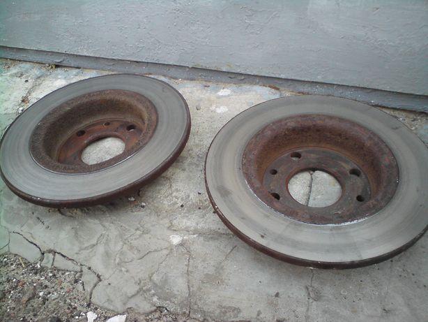 Тормозные диски ВАЗ 21099