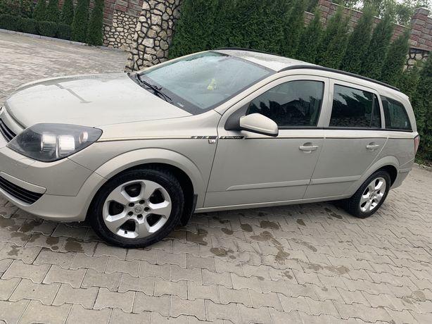 Opel Astra H газ/бензин