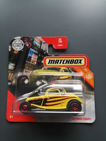 Matchbox resorak ford 33 coupe