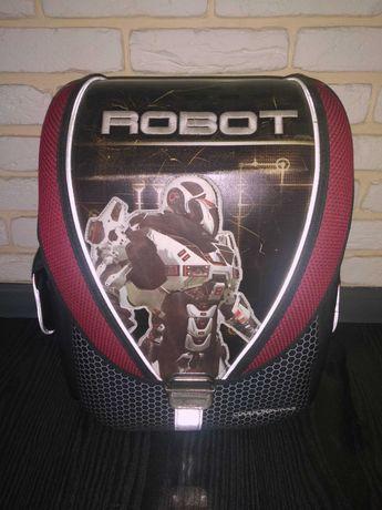 """Рюкзак ранец школьный 14 """" Cool for School CF85606 """"Robot CFS"""" 710"""